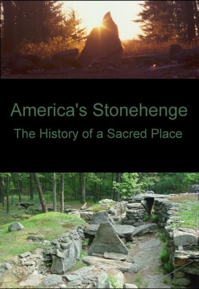 America's Stonehenge DVD Cover