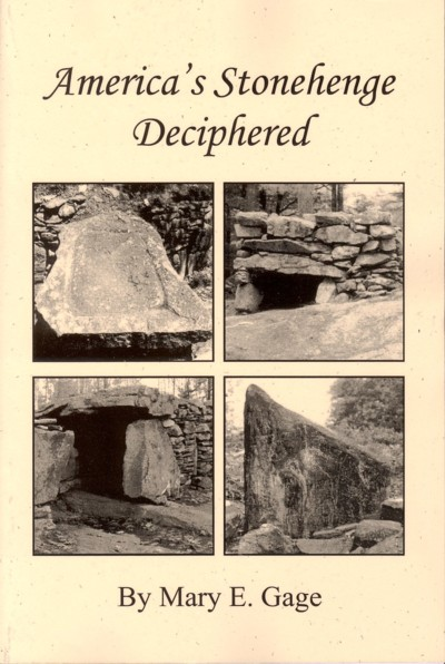 America's Stonehenge Deciphered